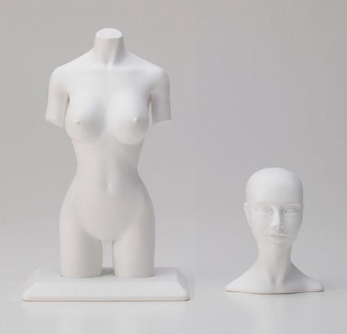 美少女石膏像